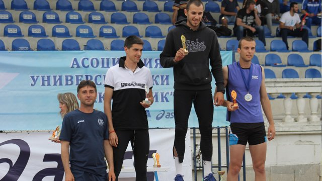 A new consecutive title for Kiril Zagorski in the decathlon