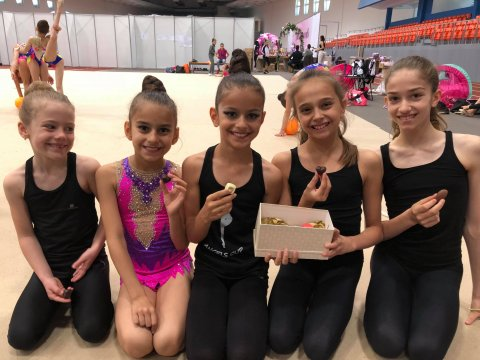 "Our Graces as a part of the ""Diamonds of Sofia"" (PHOTOS)"