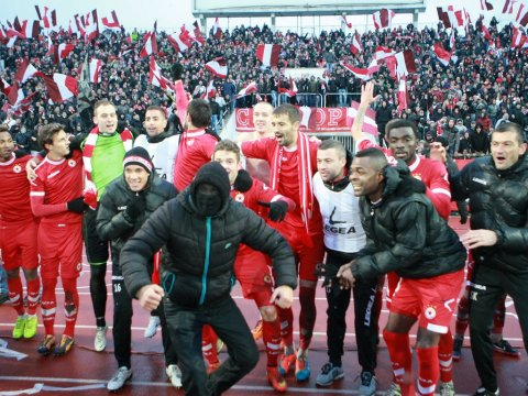 2013 - Start of a series of six consecutive wins against Levski