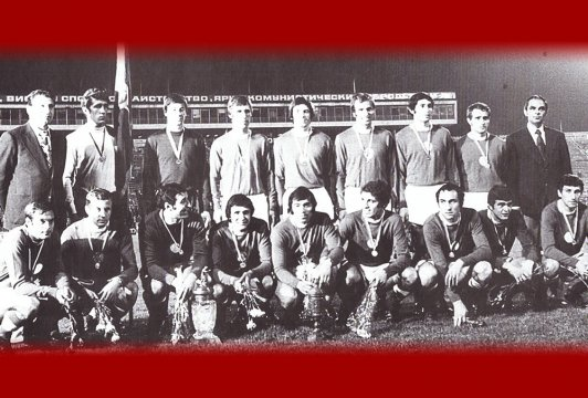1975 ★ Double against Levski even after the termination of the career of Boris Gaganelov