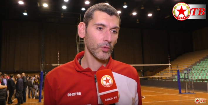 Alexander Popov: Our players are the future (VIDEO)