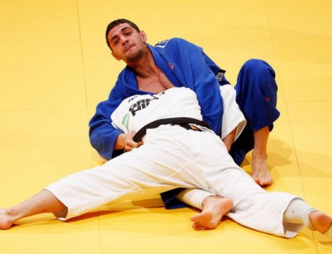 Ivaylo Ivanov just missed the bronze in Rio