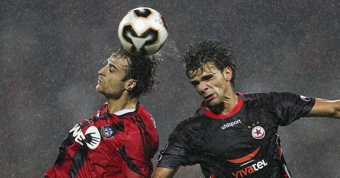 2005 - CSKA eliminates Bayer Leverkusen with Dimitar Berbatov