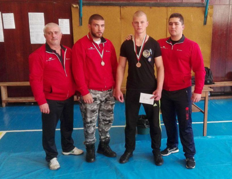 Bronze medals for 2 CSKA athletes