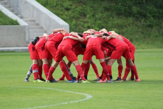 CSKA U16 defeated Slavia