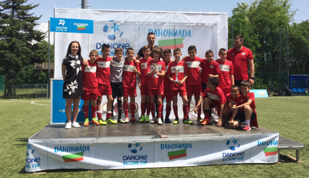 "CSKA champion of ""Danoniada"", in autumn goes to Barcelona with Berbatov"