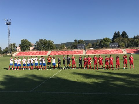CSKA U19 warmed up with a win for Ludogorets