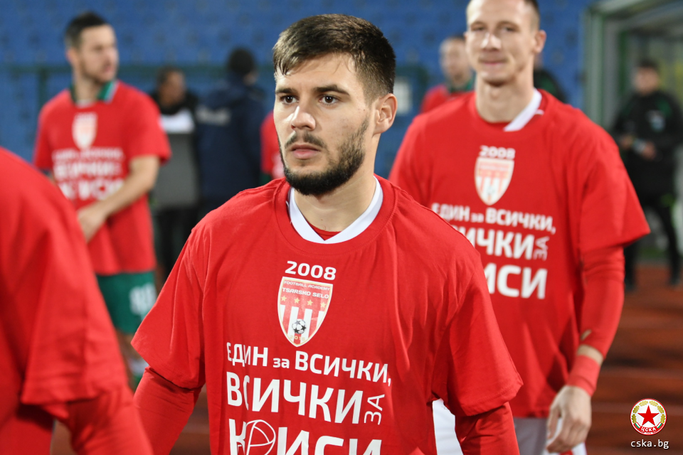 Kristiyan Malinov after the game against Vitosha (VIDEO)