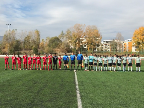CSKA U14 advances in the CUP