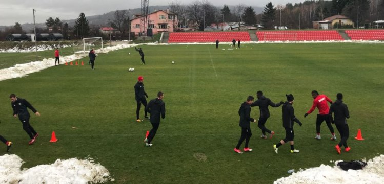 CSKA started preparation for the Vitosha game