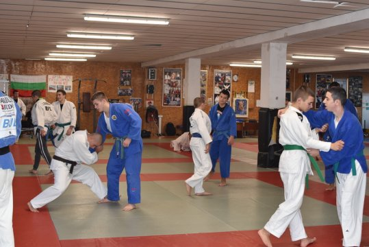12 CSKA judo athletes in the battle for medals at the state championship