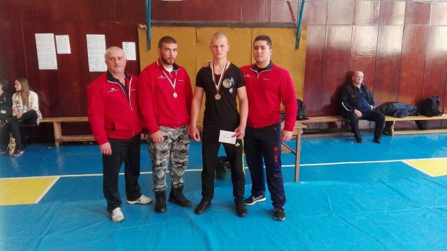 A CSKA Greco-Roman wrestling youth will take a part in the World Champiosnhip