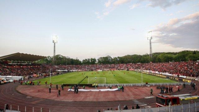 The tickets for the match against Botev Pd are on sale