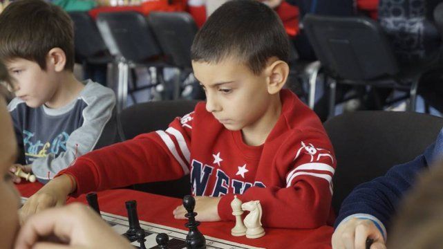 Chess club CSKA organizes a Florina cup tournament