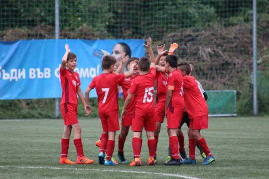"CSKA is third at ""Sofia Cup"""