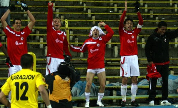 2011 - A new victory in the Gerena Stadium