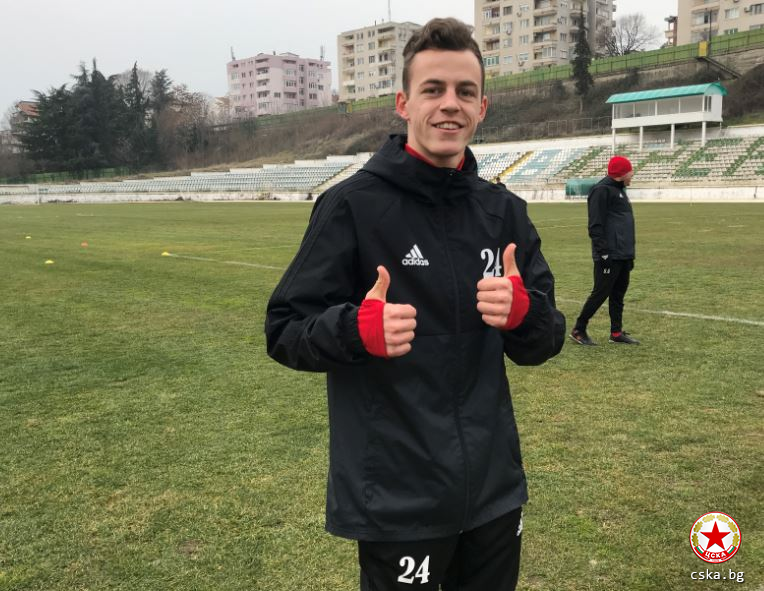 Bozhidar Chukanov: When they called me from the first team I started trembling (VIDEO)