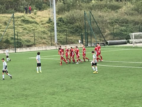 CSKA U15 defeated Cherno more (VIDEO)