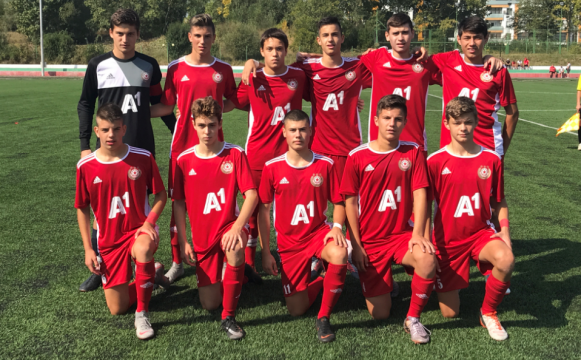 CSKA U16 warmed up for the eternal derby with a victory