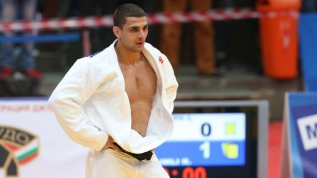 Bad luck for Ivaylo Ivanov at the European championship
