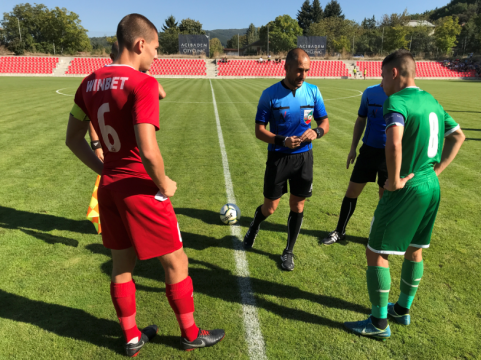A draw between CSKA and Ludogorets in the Elite U19