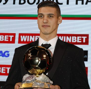 Despodov: I would replace the award for a title with CSKA