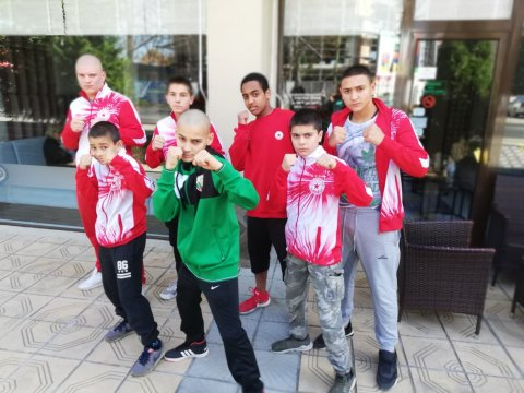 CSKA with seven boxers at the Republican