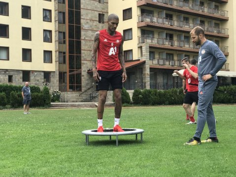 Karanga is in a good health and started training (VIDEO+PHOTOS)