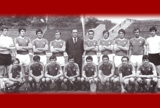 1976 ★ CSKA went on to smash the rivals even without Petar Jekov