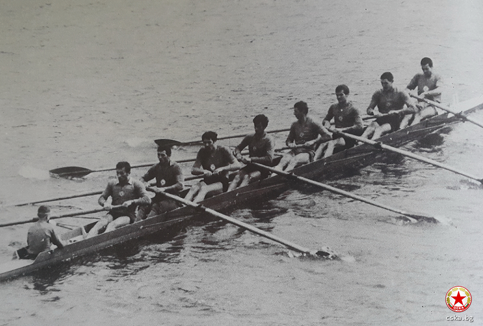 Academic Rowing CSKA - HISTORY