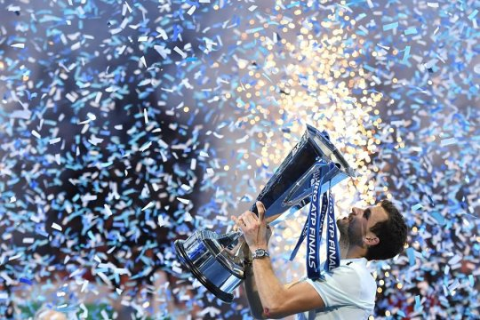 Congratulations for Grigor Dimitrov