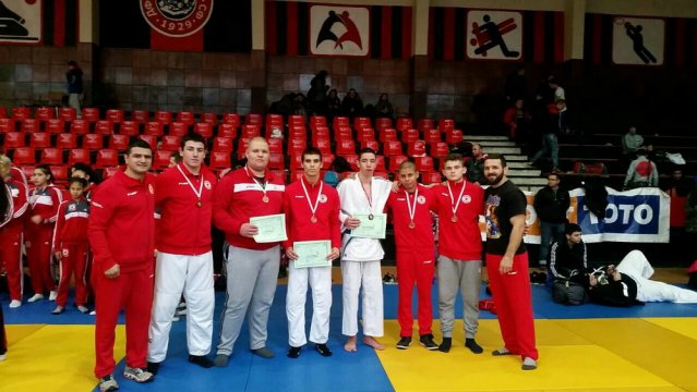 CSKA has two champions at an international judo tournament