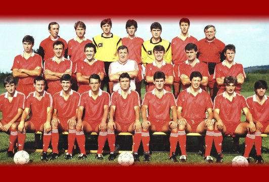 "1990 ★ ""Golden Shoe"", first Supercup, quintuple slap for Levski and the Cup of the Soviet Army in the hands of the ""Army Men"" forever"