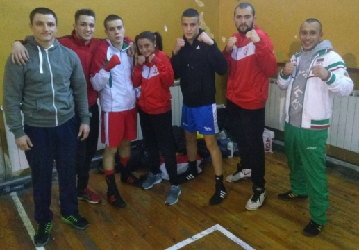 3 wins and 2 losses for Boxing club CSKA
