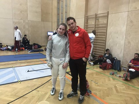 Teodora Vutova with a formidable performance in Austria