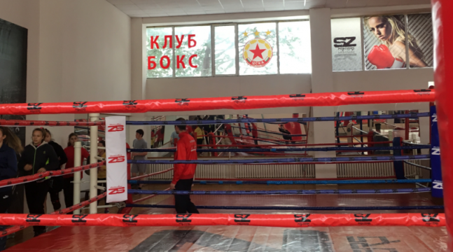 CSKA boxer at the Republican tournament's final