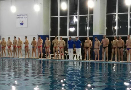 CSKA started fantastic in the water polo championship