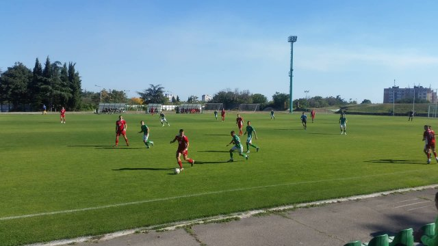 CSKA U19 with a draw against Beroe