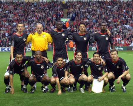 2005 - New clashes with Liverpool