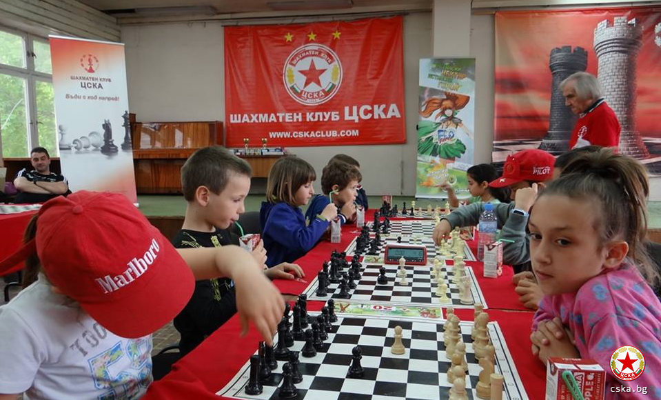 Chess club CSKA will host the zonal championships