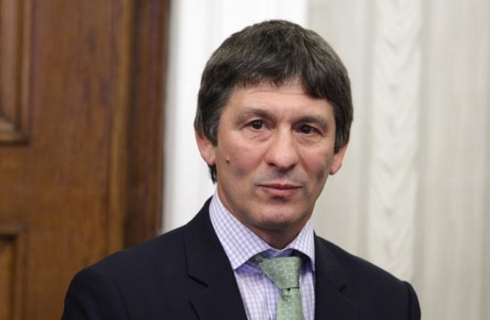 Valentin Yordanov was elected honorary president of the wrestling federation