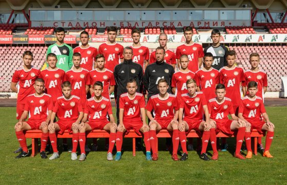 CSKA U15 defeated Ludogorets in Razgrad