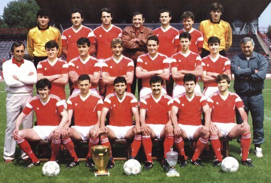 1989 ★ Treble, semi-finals in the European Champions Cup tournament and a new beginning for a new great team
