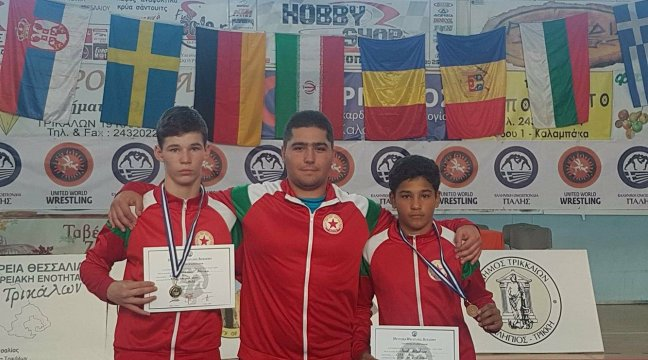 "Two medals for CSKA at ""Meteora cup"" (PHOTOS)"