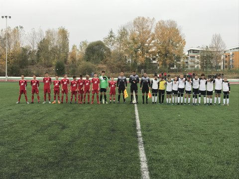 CSKA U14 with eighth consecutive victory