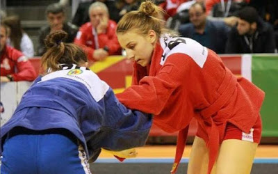 CSKA with 7 representatives at the sambo world championship in Sofia