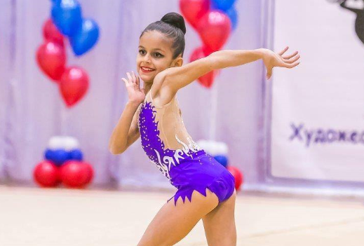 Many medals for the CSKA rhytmic gymnastics athletes
