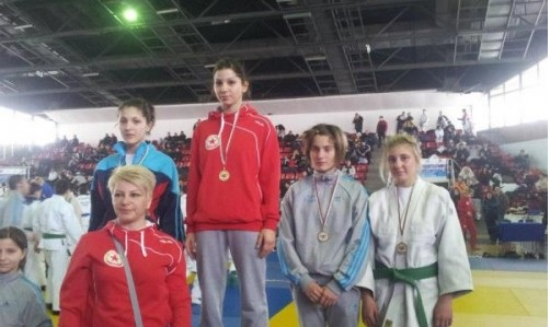 The young CSKA judo fighters are junior champions of Bulgaria