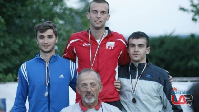 Kiril Zagorski is the best for a third consecutive year