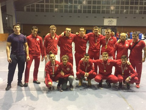 "CSKA with 10 medals from ""Ilinden Open"" 2017 (PHOTOS)"